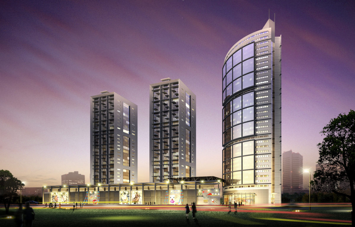 Housing & Shopping Dalian