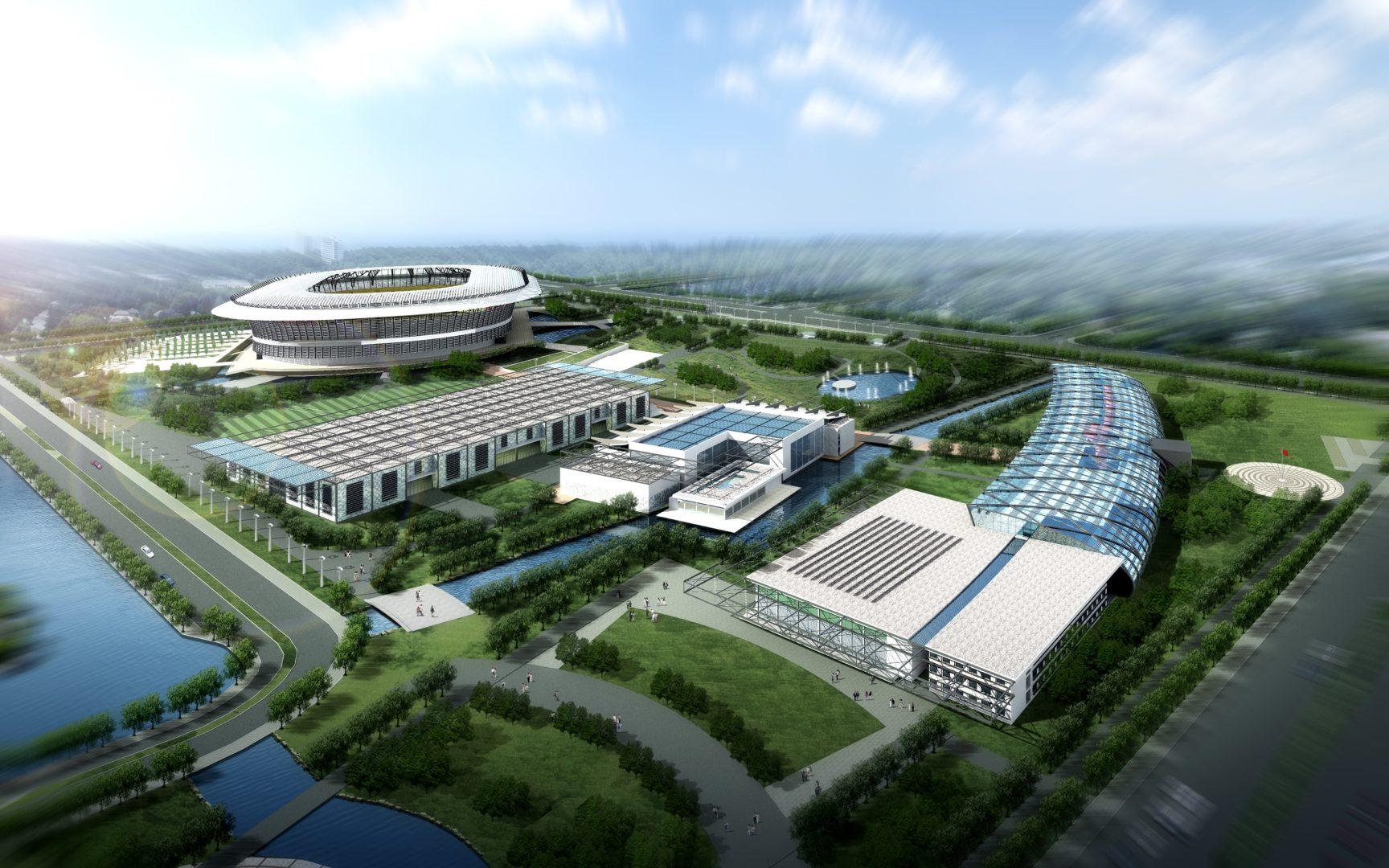 Yancheng Sportspark