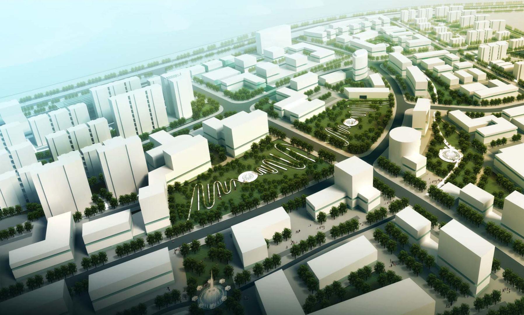 Dalian Industrial Park