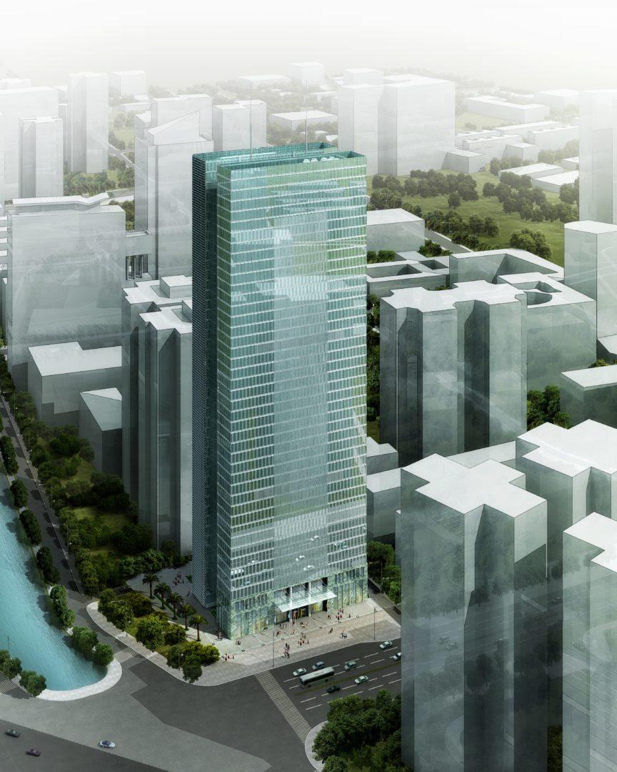 Shenzhen Media Tower
