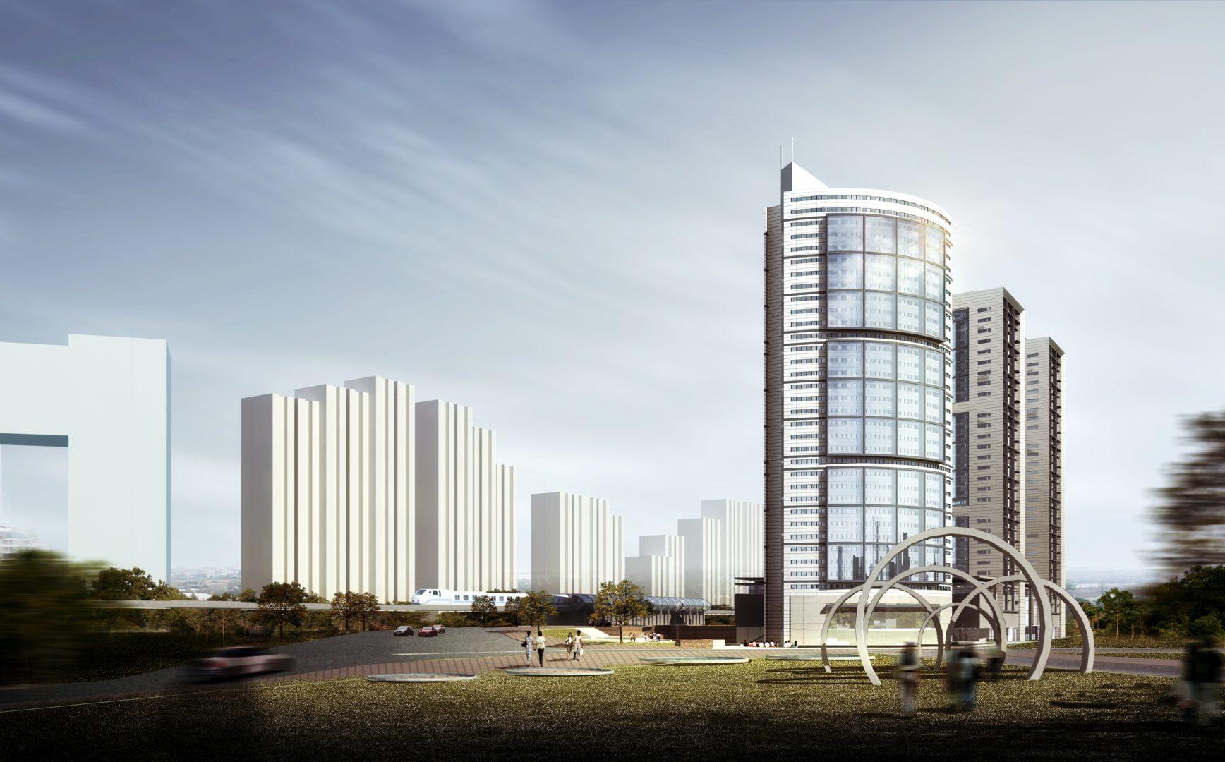 Housing & Shopping Dalian