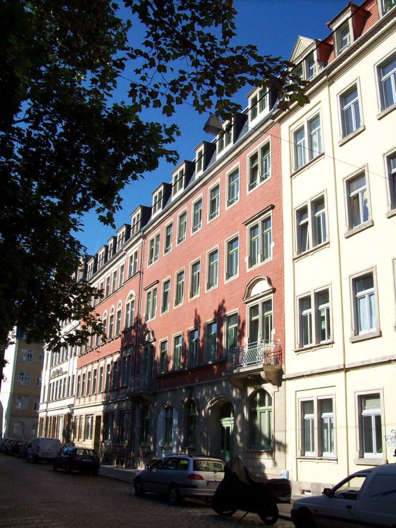 Friedens大街3、5号改建