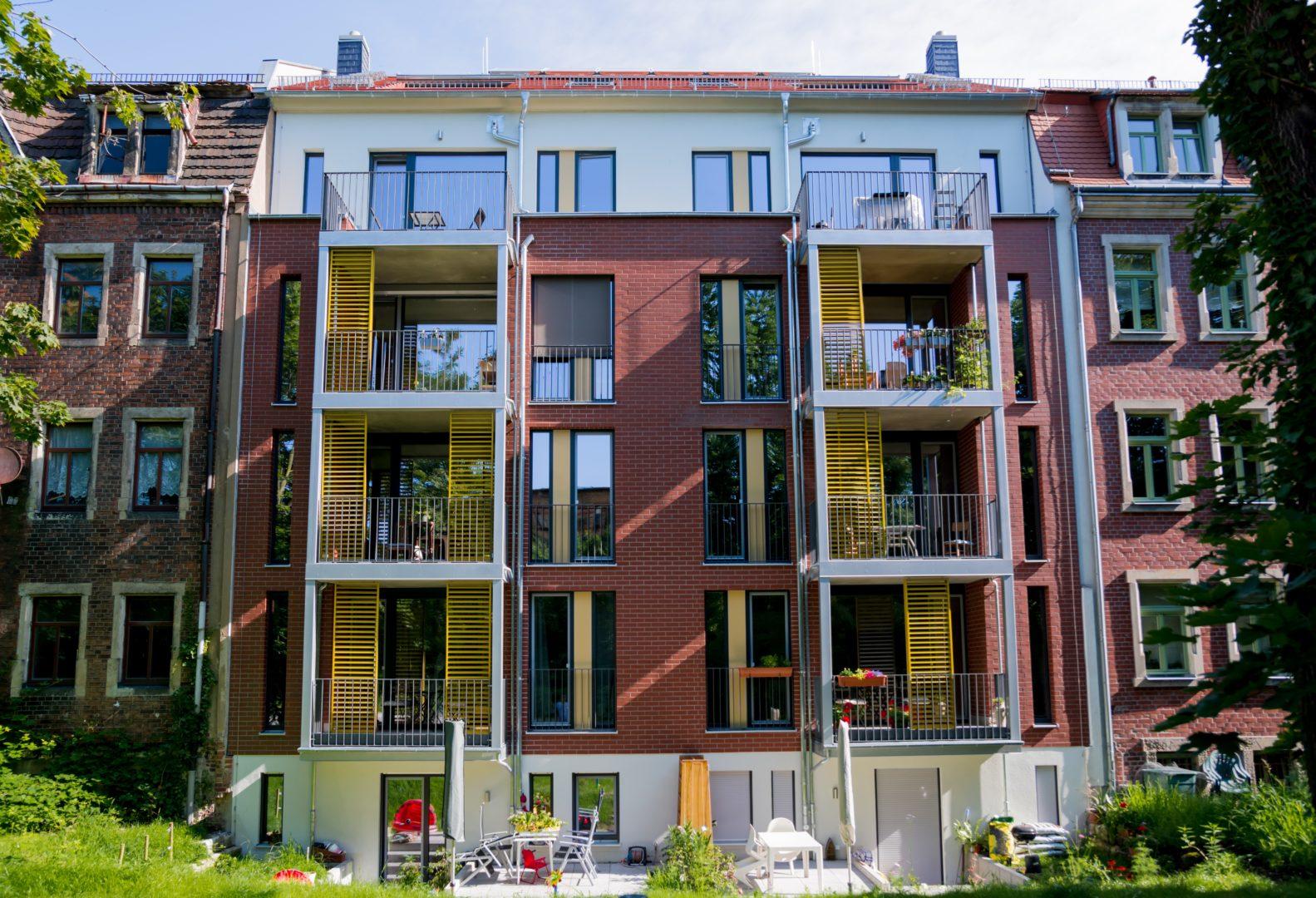 Lößnitz大街17a号改建