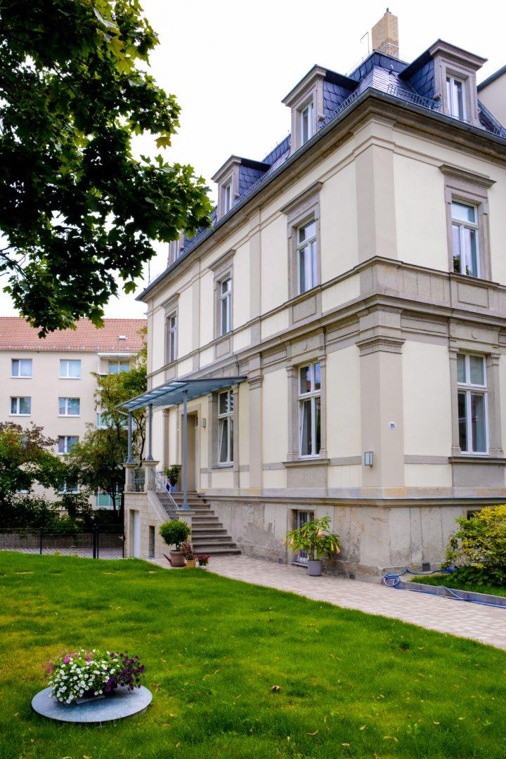 德累斯顿古迹翻修改建