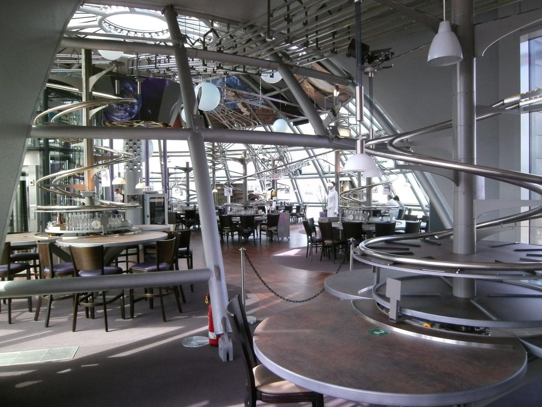餐厅 Schwerelos