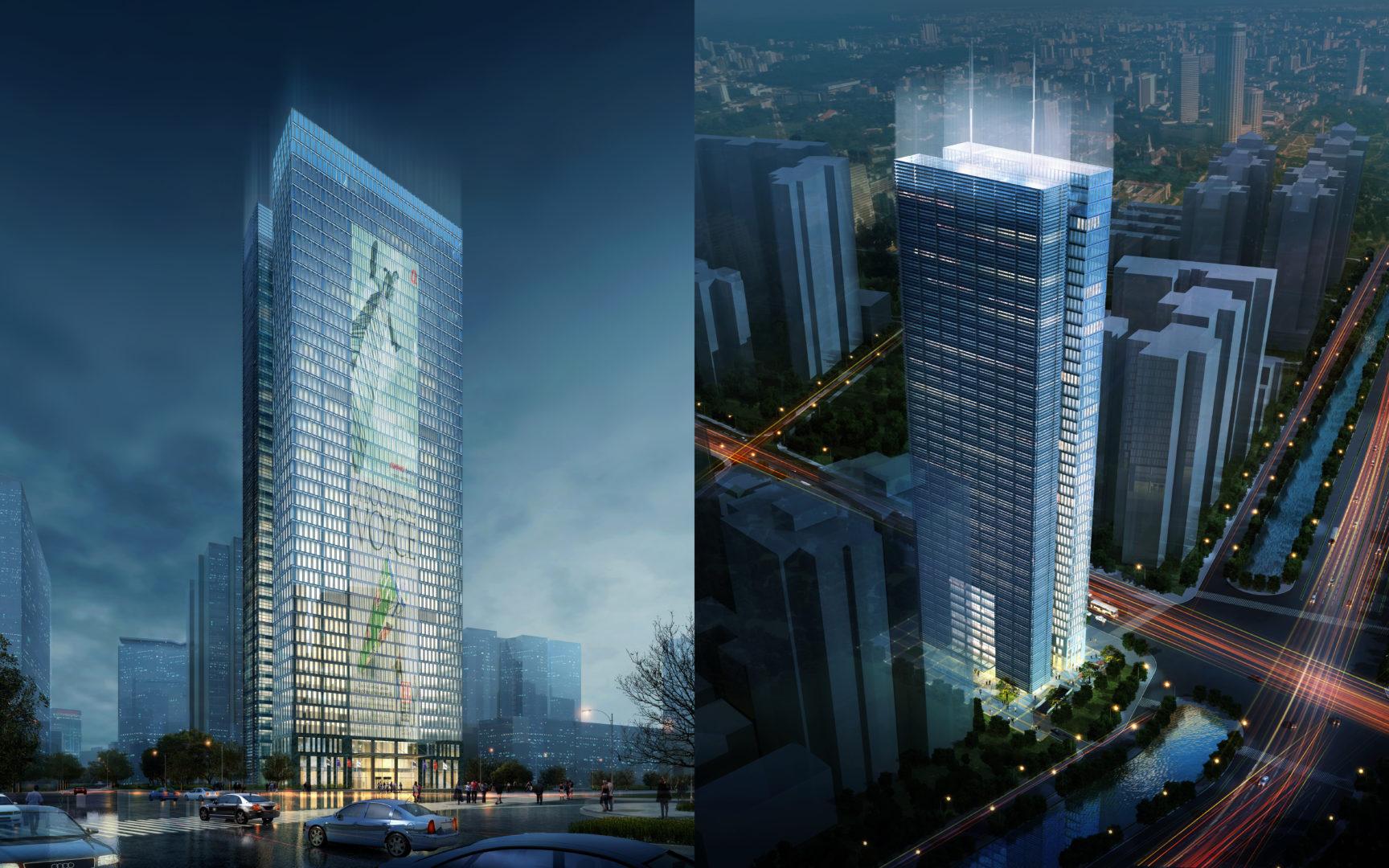 深圳文博大厦